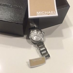 NWT Authentic Michael Kors Watch